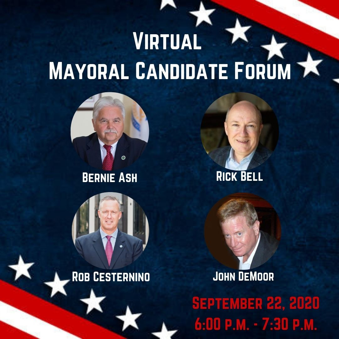 Mayoral Candidate Forum 2