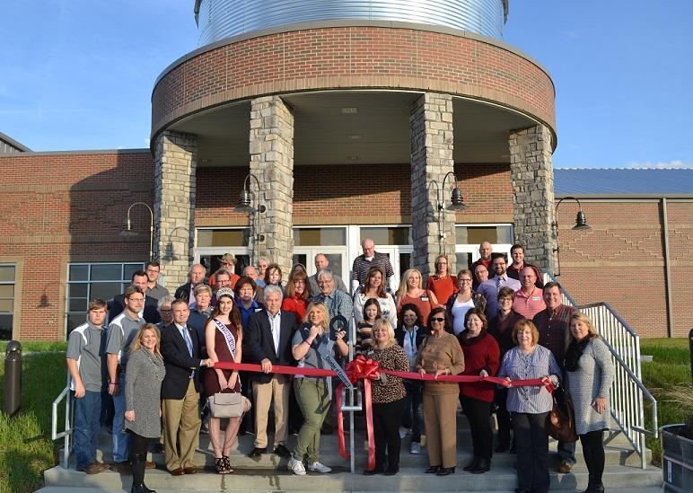 Wilson County Exposition Center Ribbon Cutting