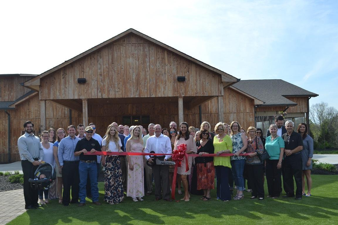 Tuckers Gap Event Center Ribbon Cutting Ceremony