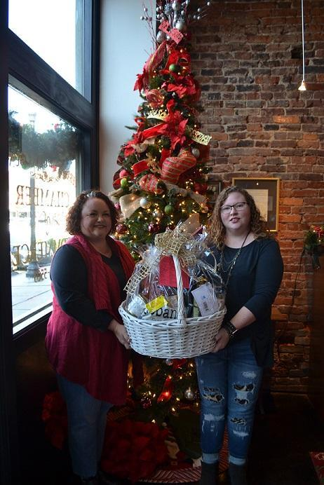 Small Business Saturday Prize Basket Winner