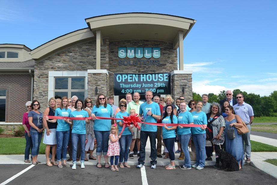 Smile Solutions of Lebanon Ribbon Cutting Ceremony