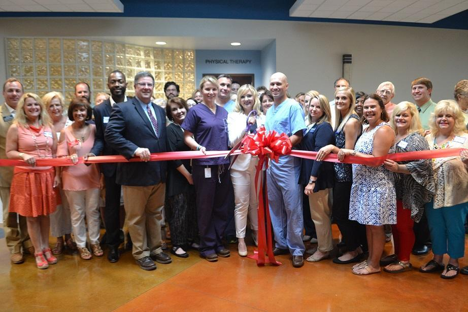 Phoenix Physical Therapy Ribbon Cutting Ceremony