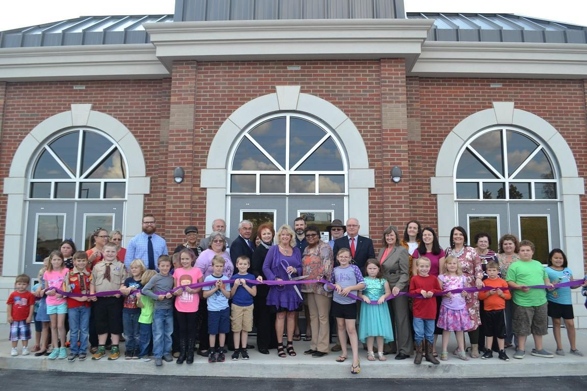 Watertown Elementary Ribbon Cutting Ceremony
