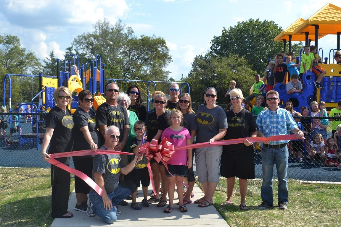 Raelee's Legacy Ribbon Cutting Ceremony