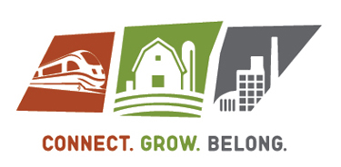 logo connect grow belong