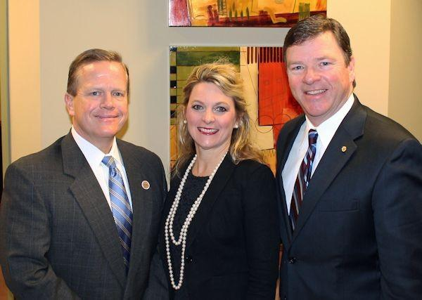 Chamber board announces new President