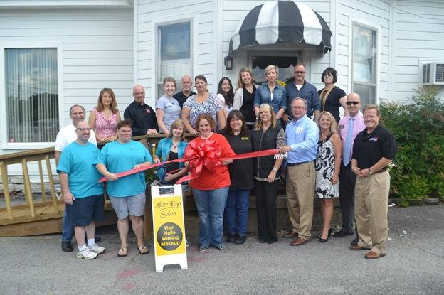 Alter Ego Hair and Nail Salon Ribbon Cutting