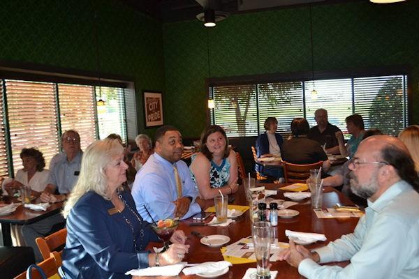 Chamber Hosts Membership Renewal Appreciation at O'Charleys
