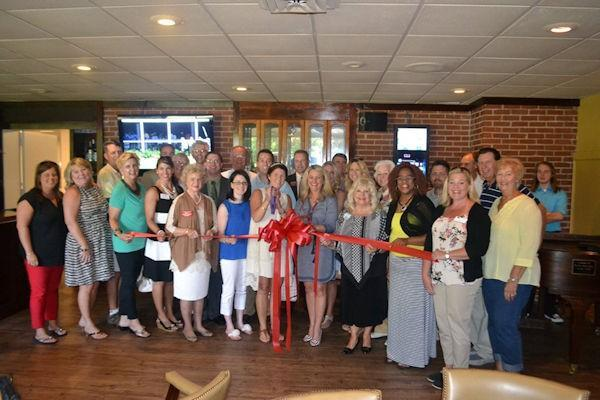 Ribbon Cutting and Grand Opening Ceremony for Chop House on the Green
