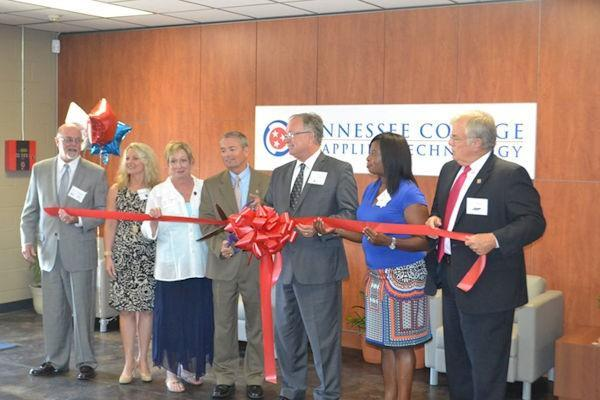 Ribbon Cutting Ceremony and Open House for the Tennessee College of Applied Technology