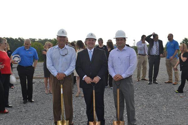 Tennessee Orthopedics Ground Breaking Ceremony