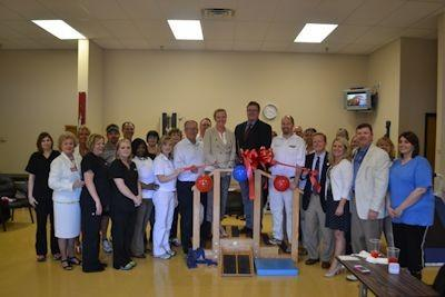 Tennessee Orthopedics Therapy Services hosted a Ribbon Cutting & Grand Opening Ceremony