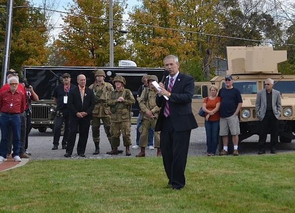 Veterans Museum Groundbreaking