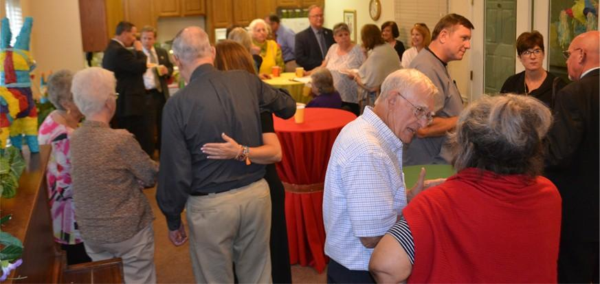 Elmcroft Senior Living Business After Hours