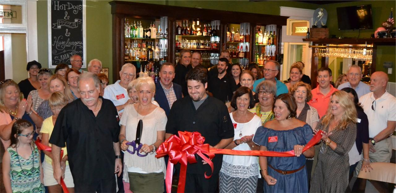Sammy B's Ribbon Cutting Ceremony