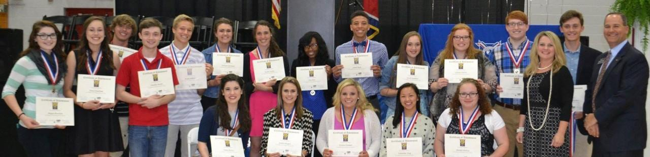 Chamber Awards $10,000 in Scholarships at Tennessee Scholars Graduation