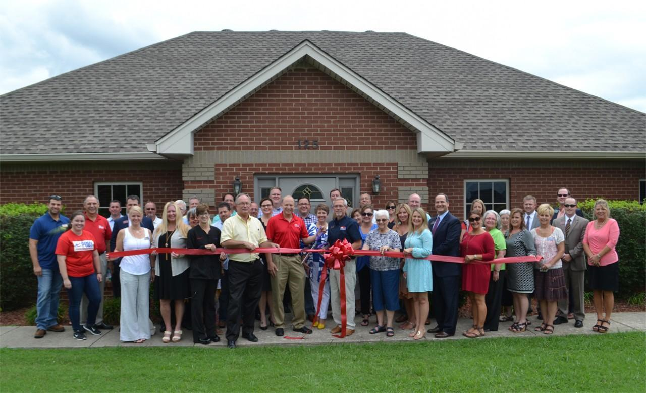 Vision Realty Partners Ribbon Cutting Ceremony