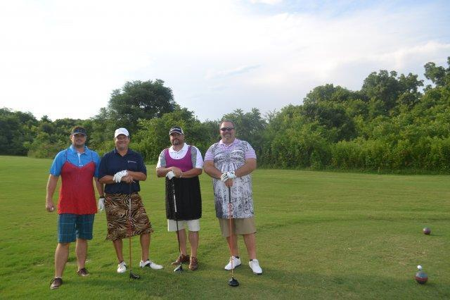 2015 Summer Golf Scramble