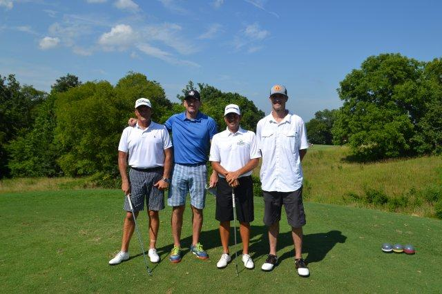 2016 Summer Golf Scramble