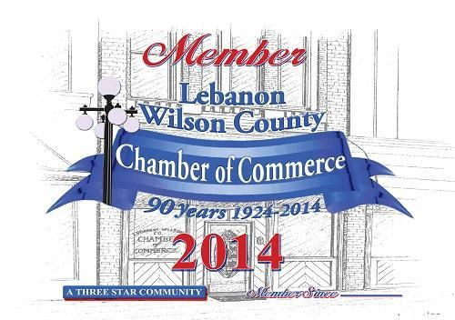 Join The Lebanon Wilson Chamber in 2014!