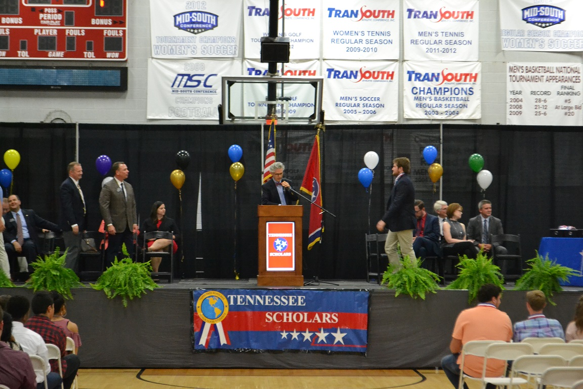 Tennessee Scholars at Wilson County Schools